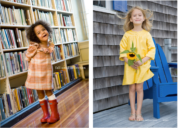 More little kid clothing love....how cute are these little dresses [and the ...