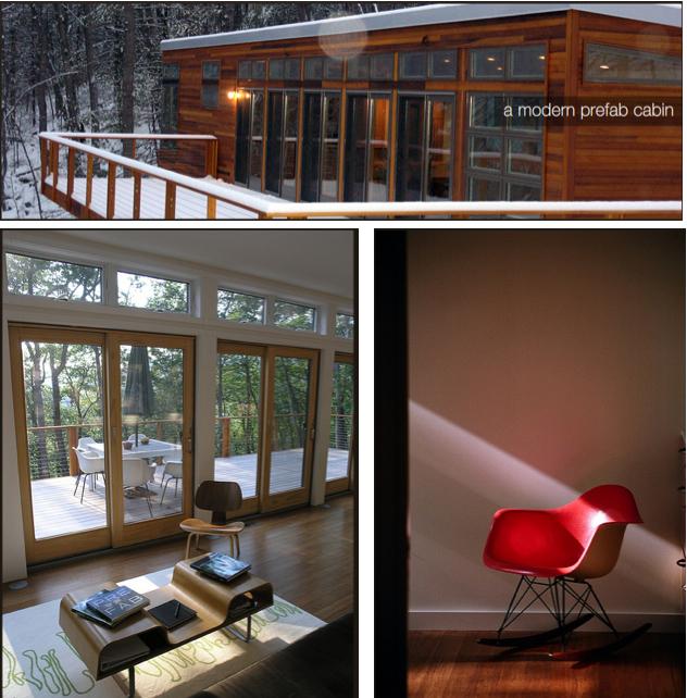 Lostmodern cabin