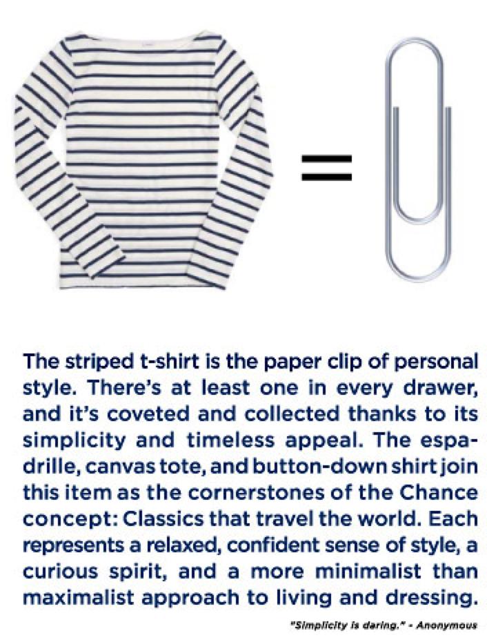 Stripe chance