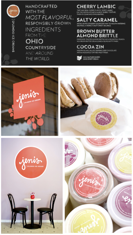 Jeni ice cream