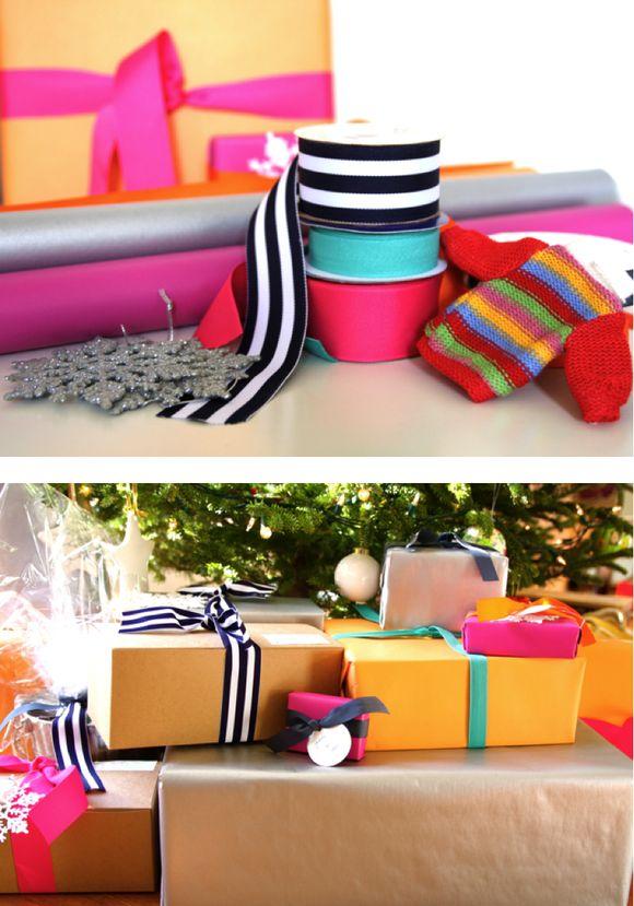 Christmas wrapping 2010