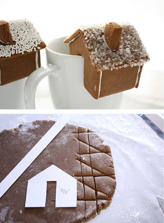 Mini gingerbread