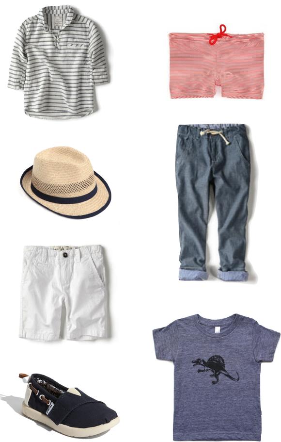 Ike outfits