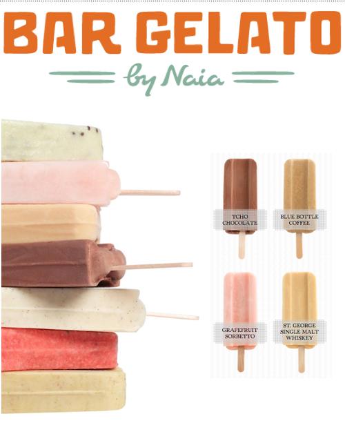 Bar gelato
