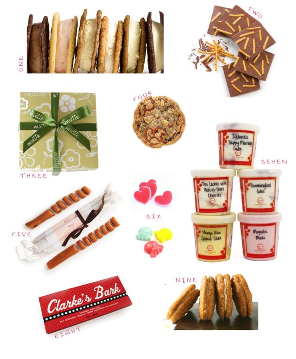 Favorite sweet gifts